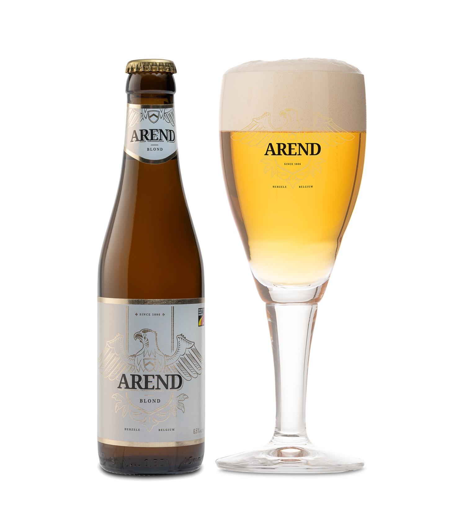 degre d alcool dans une biere blonde