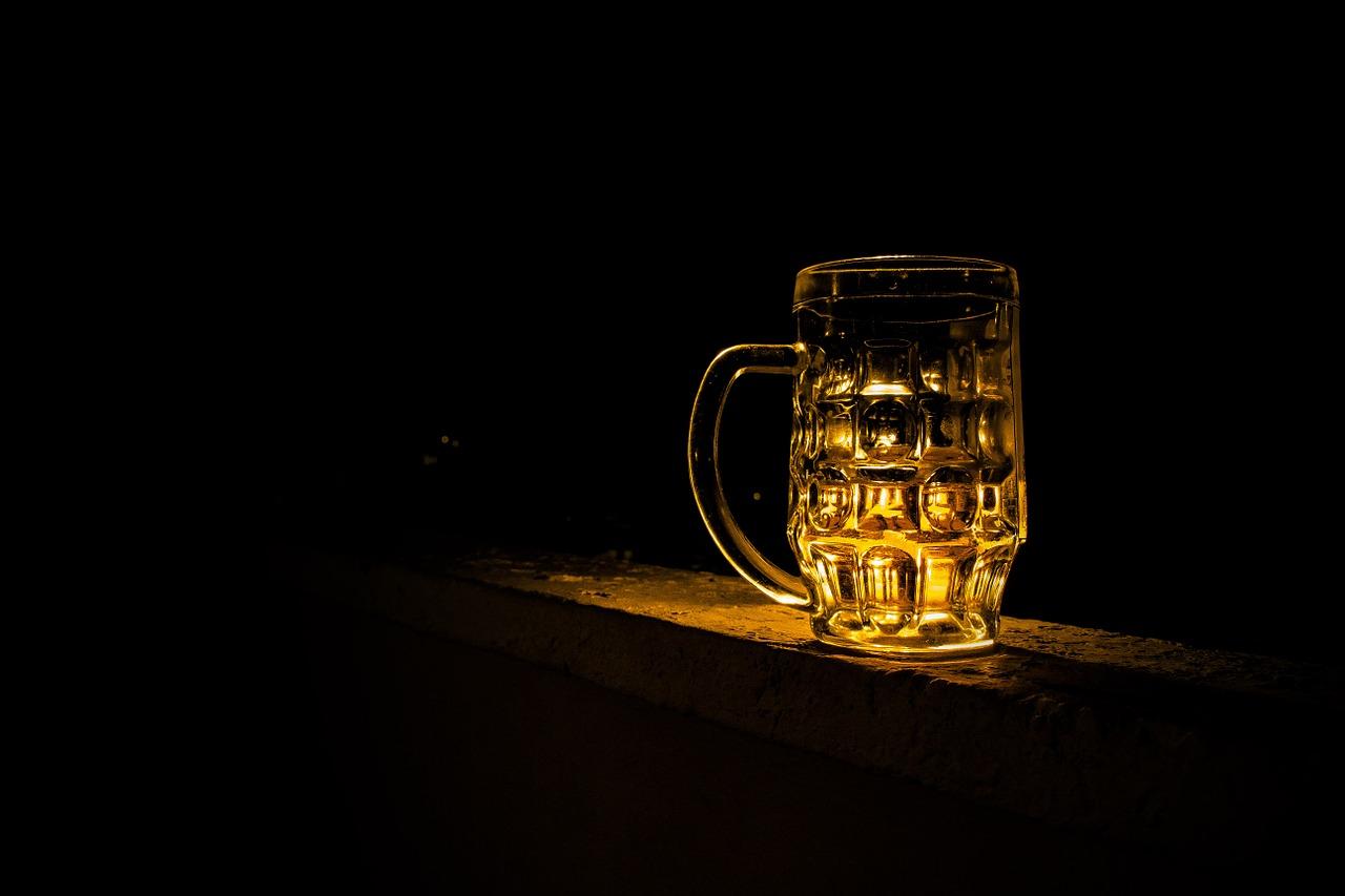 le processus de fabrication de biere