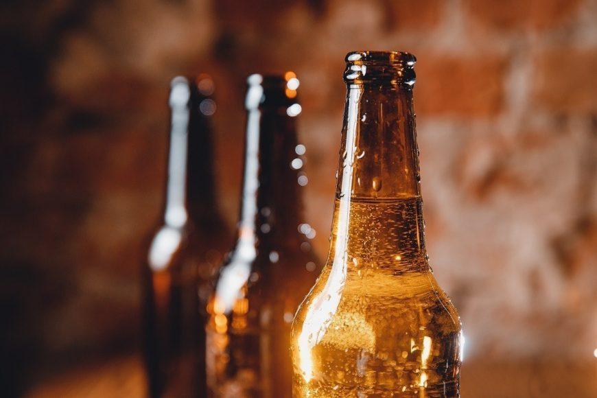 bière rousse —