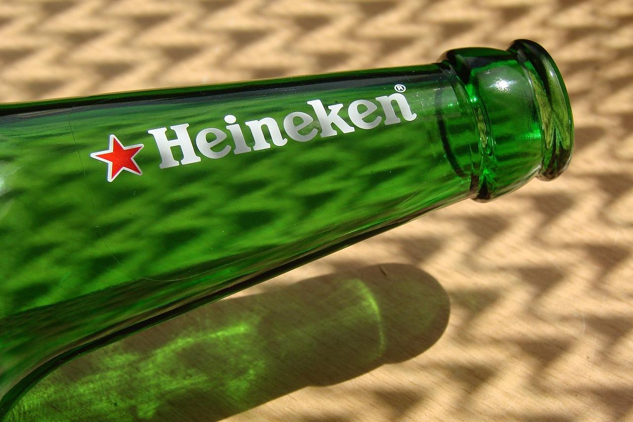 La marque Heineken
