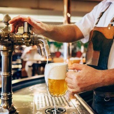 comment est obtenue une biere à pression